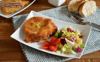 Cordon bleu di vitello: la nostra ricetta