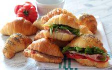 Cornetti rustici, perfetti finger food