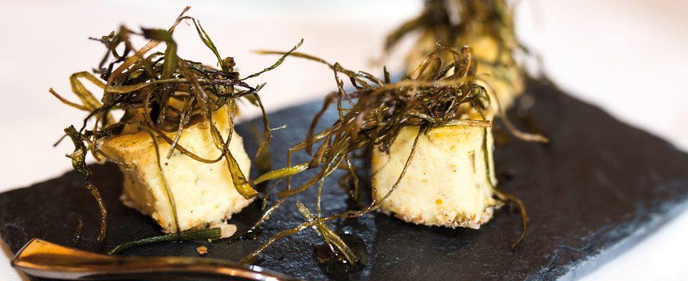 Flan di patate alla carbonara: il tortino dal cuore croccante