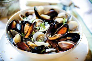 Frutta di mare, un antipasto fresco e saporito