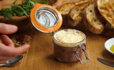Foie gras vegano: arriva il faux gras