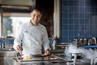 La Terrazza dell'Hotel Eden a Roma: la top 3 dei piatti di Fabio Ciervo