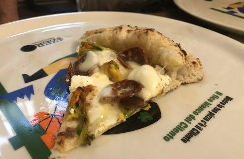 DaZero & Friends: scoprire il Cilento in una pizzeria di Milano