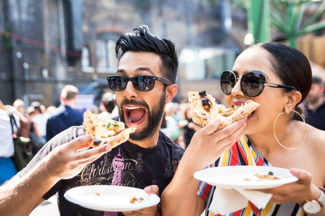 london pizza festival