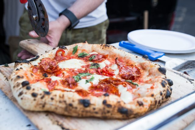 london pizza festival