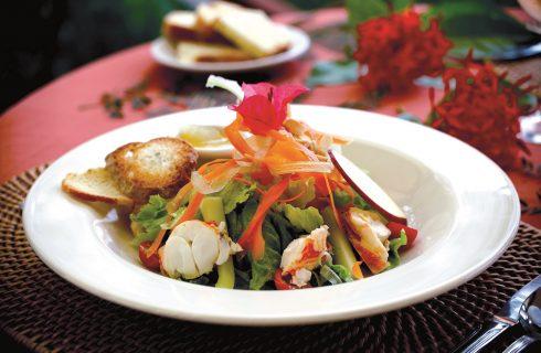 Insalata di aragosta, una ricetta per le feste