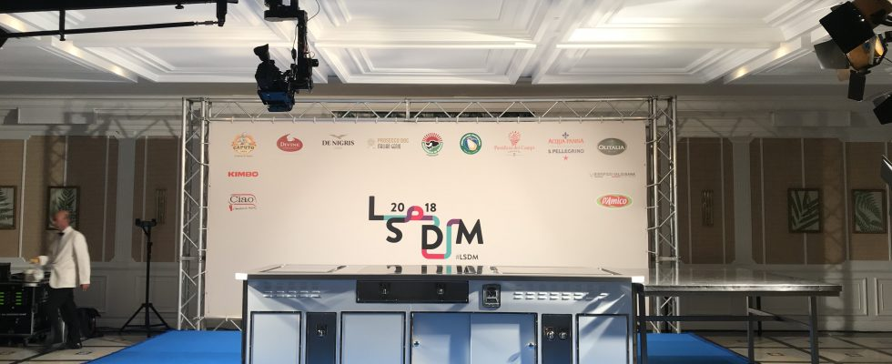 11 piatti per raccontare LSDM 2018