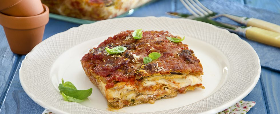 Parmigiana di alici: la nostra ricetta