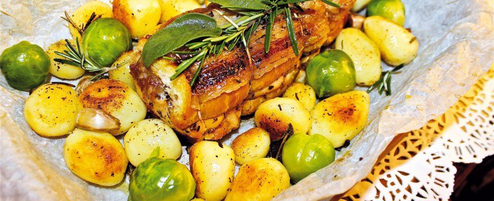 Pollo in crosta, un secondo sfizioso e facile