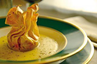 Scrigno di pasta croccante, non la solita pasta al forno