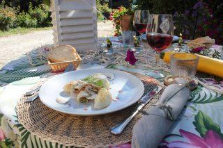 Seppie piastrate con insalata di champignon e citronette, un secondo gustoso con pochi ingredienti