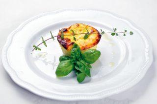 Sformatini di ricotta al forno, deliziosi antipasti al forno
