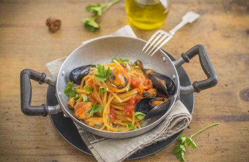 Pasta con sugo di cozze: la nostra ricetta