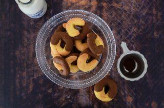Biscotti panna e cioccolato: per la colazione