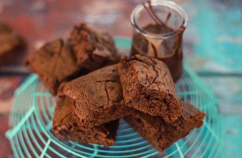 Brownies alla Nutella: occorrono 3 ingredienti