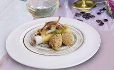 Cannellone con calamari e pesto di carciofi: primo piatto goloso