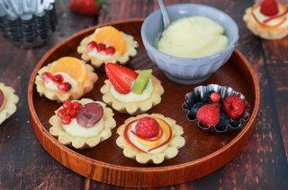 Cestini di frutta: per tutte le stagioni