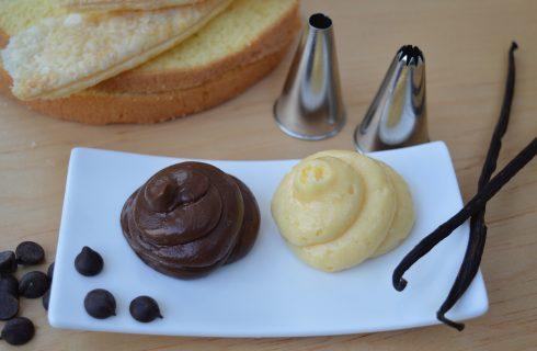 La crema Chiboust: con il bimby