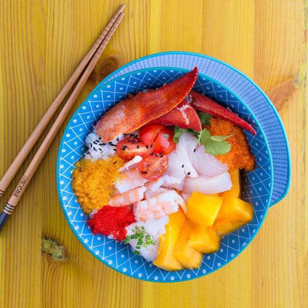 Cucina Hawaiana Dove Mangiare Il Poke A Milano Agrodolce