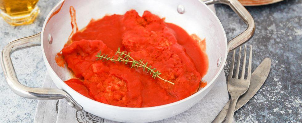 Cotolette in umido, secondo piatto semplice e saporito