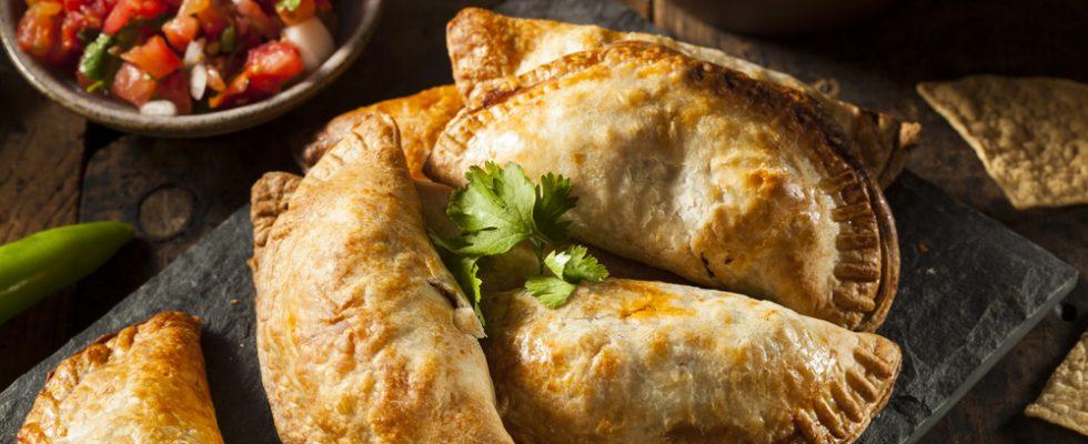 Empanadas di pollo: ricetta sudamericana