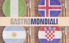 Gastromondiali di Agrodolce: girone D