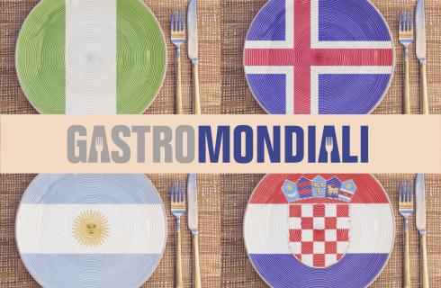 I Gastromondiali di Agrodolce: chi passerà il girone D?
