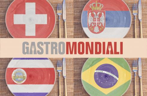I Gastromondiali di Agrodolce: chi passerà il Girone E?
