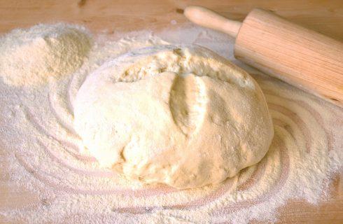 Impasto di grano duro per pizza: con il bimby