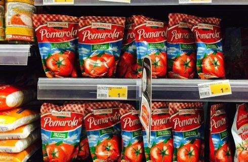 Il falso cibo italiano: il fenomeno dell'Italian Sounding