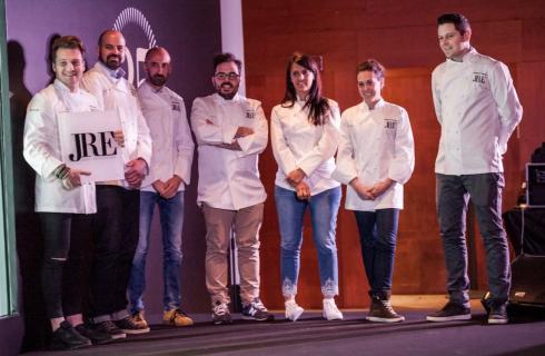I 7 nuovi giovani chef italiani del JRE
