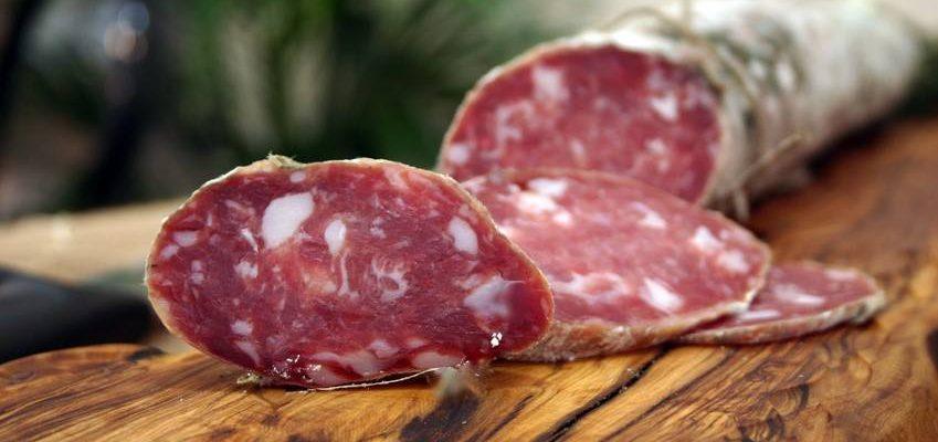 Allarme salmonella: ritiro salame Natural Salumi