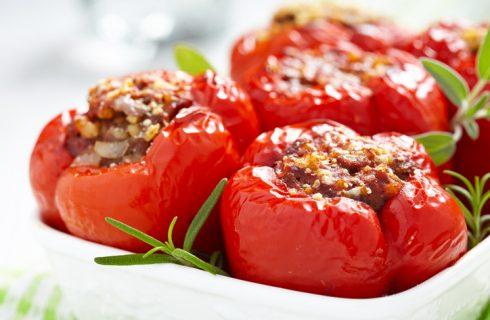I peperoni ripieni con la ricetta di Anna Moroni