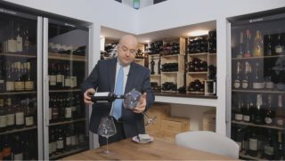 Pipero Dixit: come servire il vino