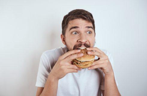 Maledetti panini! Ecco come non sporcarsi