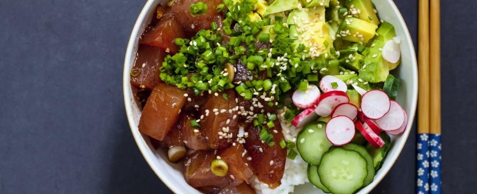 Cucina hawaiana: dove mangiare il Poke a Roma