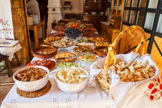 cucina serba