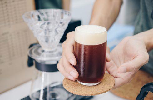 Il caffè all'azoto arriva in Italia: la novità dell'estate parla toscano