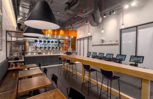 Spyce, il ristorante dove lo chef è un robot
