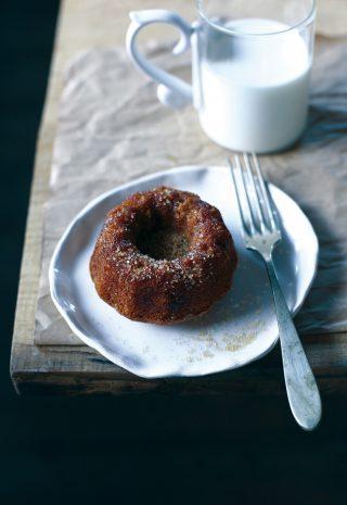 Tortino al cacao con yogurt e zucchero di canna: con il bimby
