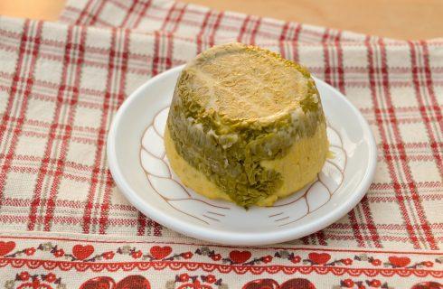 Tortino di patate in guscio di verza: con il bimby