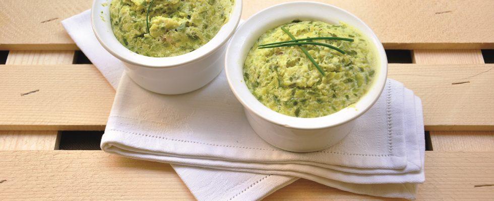 Tortini di uova con zucchine e prosciutto: con il bimby