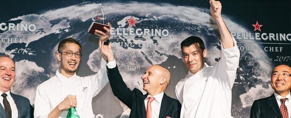 Il nuovo San Pellegrino Young chef è Yasuhiro Fujio
