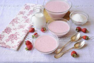 Yogurt alle fragole: con il bimby