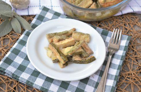 Zucchine in carpione: con il bimby