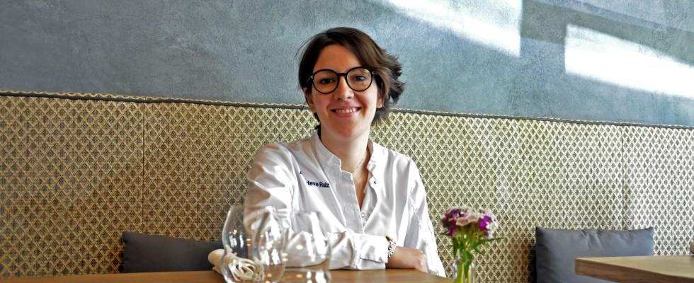 I giovani chef e la tradizione: Alba Esteve Ruiz di Marzapane