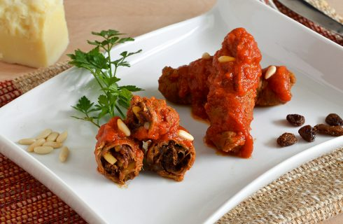 Braciole di manzo alla napoletana: per il pranzo della domenica