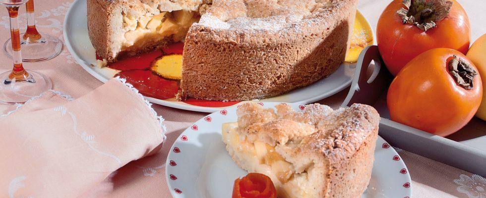 Frolla alla nocciola con crema alla vaniglia, un dolce friabile e gustoso