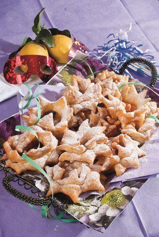 Guanti caleni, un dolce di Carnevale della Caserta settecentesca