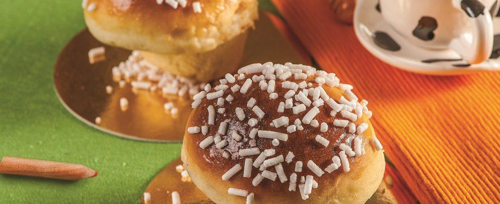 Mini brioche con ricotta, un dolce soffice per la colazione